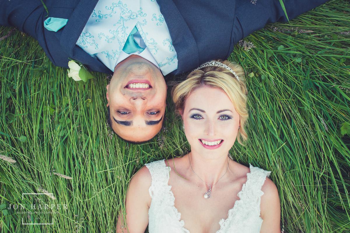 Cotswold Wedding at Hyde Barn Nr Cheltenham - Gloucestershire